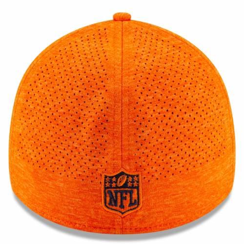 ニューエラ NEW ERA デンバー ブロンコス 橙 オレンジ バッグ キャップ 帽子 メンズキャップ メンズ 【 Denver Broncos Sth Perf 39thirty Flex Hat - Orange 】 Orange