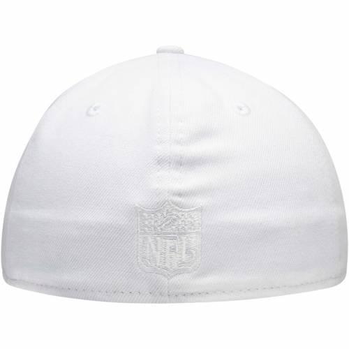 ニューエラ NEW ERA デンバー ブロンコス 白 ホワイト バッグ キャップ 帽子 メンズキャップ メンズ 【 Denver Broncos White On White Low Profile 59fifty Fitted Hat 】 Color