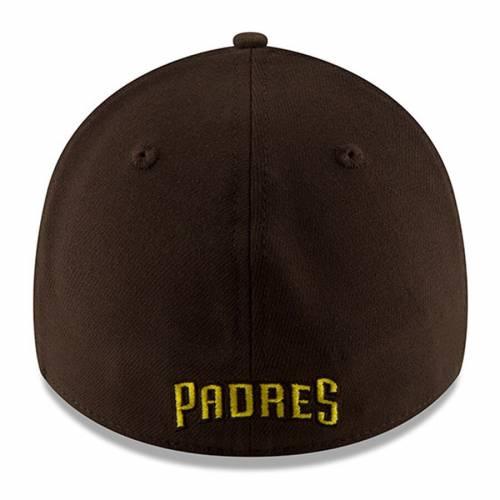 ニューエラ NEW ERA パドレス バッグ キャップ 帽子 メンズキャップ メンズ 【 San Diego Padres 2018 Players Weekend 39thirty Flex Hat - Yellow/brown 】 Yellow/brown