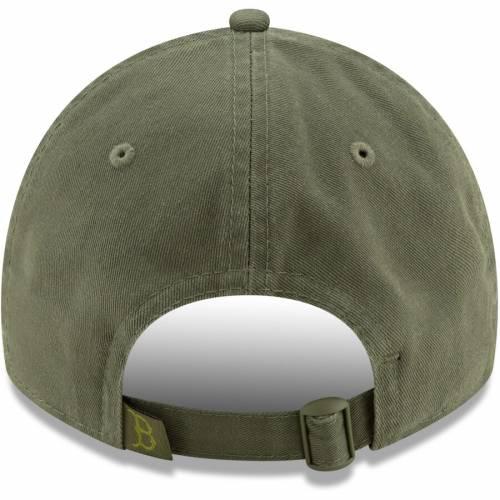 ニューエラ NEW ERA ボストン 赤 レッド コア クラシック ロゴ オリーブ バッグ キャップ 帽子 メンズキャップ メンズ 【 Boston Red Sox Tonal Core Classic Primary Logo 9twenty Adjustable Hat - Olive 】 Olive