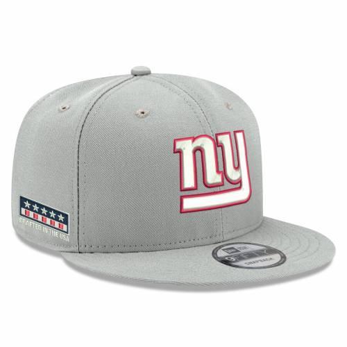 ニューエラ NEW ERA ジャイアンツ 灰色 グレー グレイ バッグ キャップ 帽子 メンズキャップ メンズ 【 New York Giants Crafted In The Usa 9fifty Adjustable Hat - Gray 】 Gray