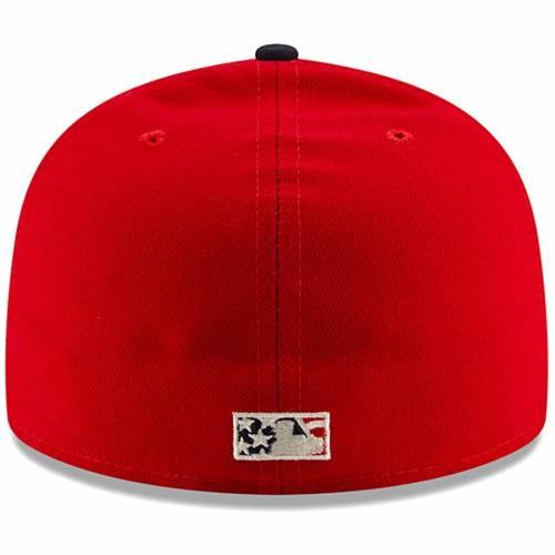 ニューエラ NEW ERA シンシナティ レッズ バッグ キャップ 帽子 メンズキャップ メンズ 【 Cincinnati Reds 2019 Stars And Stripes 4th Of July On-field 59fifty Fitted Hat - Red/navy 】 Red/navy