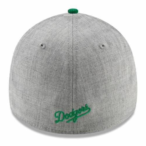 ニューエラ NEW ERA ドジャース St. バッグ キャップ 帽子 メンズキャップ メンズ 【 Los Angeles Dodgers St. Patricks Day Change Up Redux 39thirty Flex Hat - Gray/green 】 Gray/green