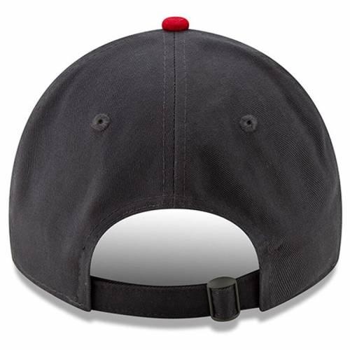 ニューエラ NEW ERA レイズ ワークアウト バッグ キャップ 帽子 メンズキャップ メンズ 【 Tampa Bay Rays 2019 Mlb All-star Workout 9twenty Adjustable Hat - Graphite/red 】 Graphite/red