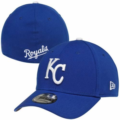 ニューエラ NEW ERA カンザス シティ ロイヤルズ ゲーム チーム クラシック 【 GAME TEAM NEW ERA KANSAS CITY ROYALS MLB CLASSIC 39THIRTY FLEX HAT ROYAL 】 バッグ  キャップ 帽子 メンズキャップ 帽子