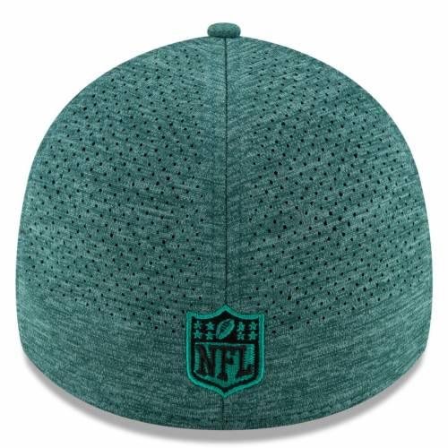 ニューエラ NEW ERA フィラデルフィア イーグルス 緑 グリーン バッグ キャップ 帽子 メンズキャップ メンズ 【 Philadelphia Eagles Sth Perf 39thirty Flex Hat - Midnight Green 】 Midnight Green