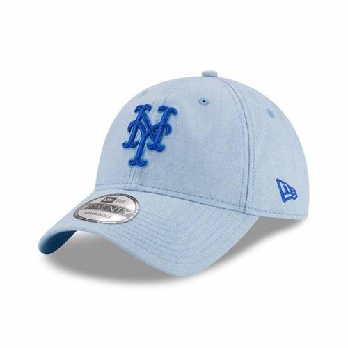 ニューエラ NEW ERA メッツ 青 ブルー バッグ キャップ 帽子 メンズキャップ メンズ 【 New York Mets 2018 Fathers Day 9twenty Adjustable Hat - Light Blue 】 Light Blue