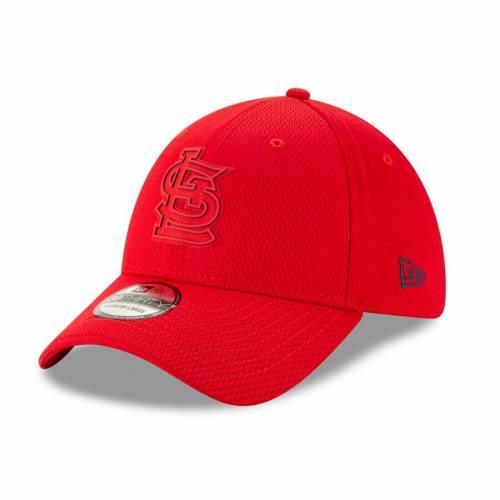 ニューエラ NEW ERA カーディナルス コレクション 赤 レッド St. バッグ キャップ 帽子 メンズキャップ メンズ 【 St. Louis Cardinals 2019 Clubhouse Collection 39thirty Flex Hat - Red 】 Red