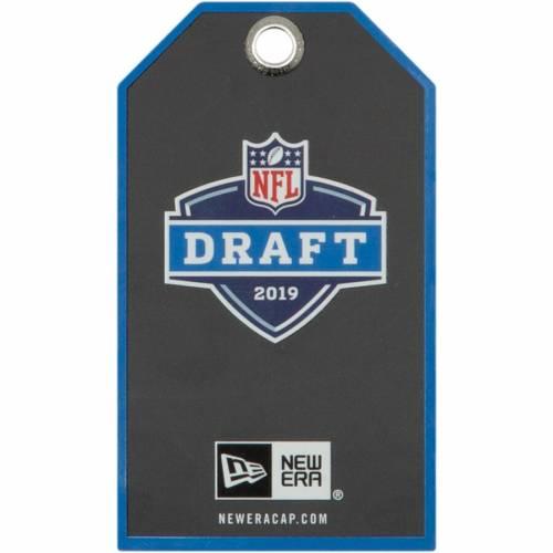 ニューエラ NEW ERA インディアナポリス コルツ バッグ キャップ 帽子 メンズキャップ メンズ 【 Indianapolis Colts 2019 Nfl Draft On-stage Official Low Profile 59fifty Fitted Hat - Royal 】 Royal