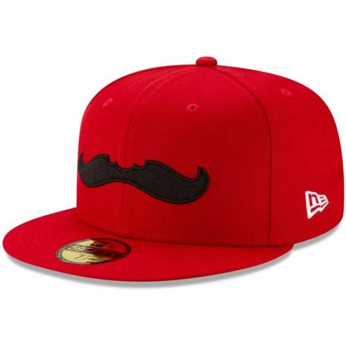 ニューエラ NEW ERA シンシナティ レッズ ロゴ 赤 レッド 【 RED NEW ERA CINCINNATI REDS LOGO ELEMENTS 59FIFTY FITTED HAT 】 バッグ  キャップ 帽子 メンズキャップ 帽子