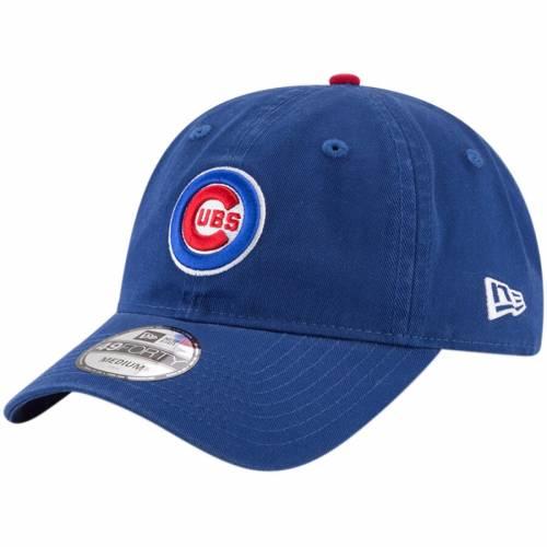 ニューエラ NEW ERA シカゴ カブス コア バッグ キャップ 帽子 メンズキャップ メンズ 【 Chicago Cubs Core Fit Replica 49forty Fitted Hat - Royal 】 Royal