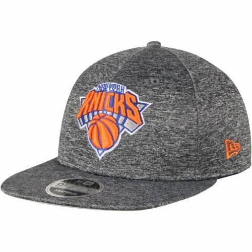 ニューエラ NEW ERA ニックス シティ 灰色 グレー グレイ バッグ キャップ 帽子 メンズキャップ メンズ 【 New York Knicks City Sided 9fifty Original Fit Adjustable Hat - Heathered Gray 】 Heathered Gray