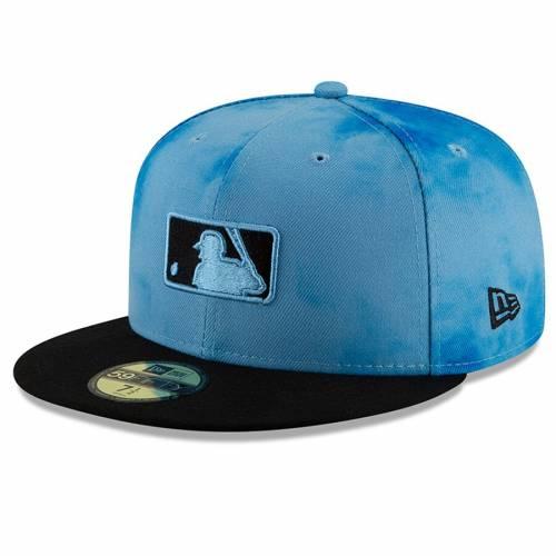 ニューエラ NEW ERA バッグ キャップ 帽子 メンズキャップ メンズ 【 Mlb 2019 Fathers Day On-field 59fifty Fitted Hat - Blue/black 】 Blue/black
