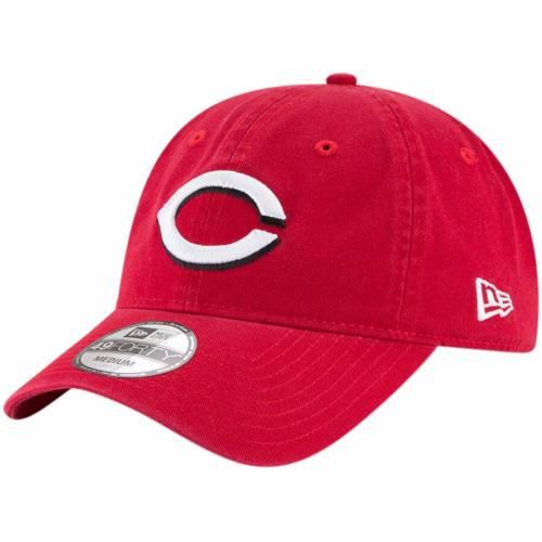 ニューエラ NEW ERA シンシナティ レッズ コア 赤 レッド バッグ キャップ 帽子 メンズキャップ メンズ 【 Cincinnati Reds Core Fit Replica 49forty Fitted Hat - Red 】 Red