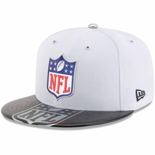 ニューエラ NEW ERA 白 ホワイト バッグ キャップ 帽子 メンズキャップ メンズ 【 2017 Nfl Draft Official On Stage 59fifty Fitted Hat - White 】 White