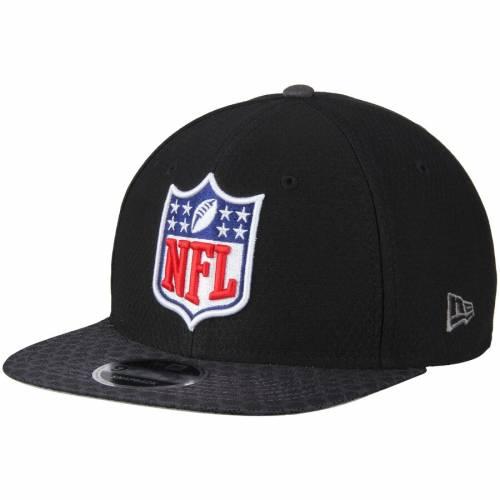 ニューエラ NEW ERA サイドライン スナップバック バッグ 黒 ブラック キャップ 帽子 メンズキャップ メンズ 【 Nfl 2017 Sideline 9fifty Snapback Hat - Black 】 Black