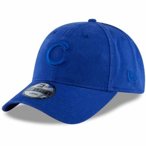 ニューエラ NEW ERA シカゴ カブス コア バッグ キャップ 帽子 メンズキャップ メンズ 【 Chicago Cubs Core Tonal 49forty Fitted Hat - Royal 】 Royal
