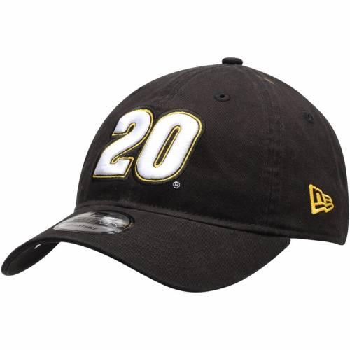 ニューエラ NEW ERA 黒 ブラック バッグ キャップ 帽子 メンズキャップ メンズ 【 Erik Jones Enzyme Washed 9twenty Adjustable Hat - Black 】 Black