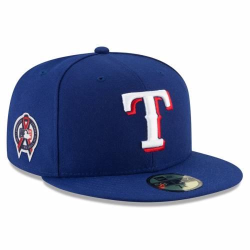 ニューエラ NEW ERA テキサス レンジャーズ バッグ キャップ 帽子 メンズキャップ メンズ 【 Texas Rangers 9/11 Remembrance Sidepatch 59fifty Fitted Hat - Royal 】 Royal