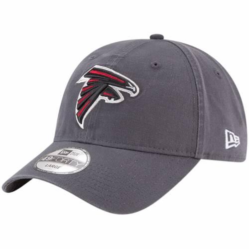 ニューエラ NEW ERA アトランタ ファルコンズ コアNEW ERA ATLANTA FALCONS CORE 49FORTY FITTED HAT GRAPHITEバッグキャップ 帽子 メンズキャップ 帽子CdoxBer