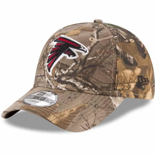 ニューエラ NEW ERA アトランタ ファルコンズ バッグ キャップ 帽子 メンズキャップ メンズ 【 Atlanta Falcons Realtree 49forty Fitted Hat - Realtree Camo 】 Realtree Camo