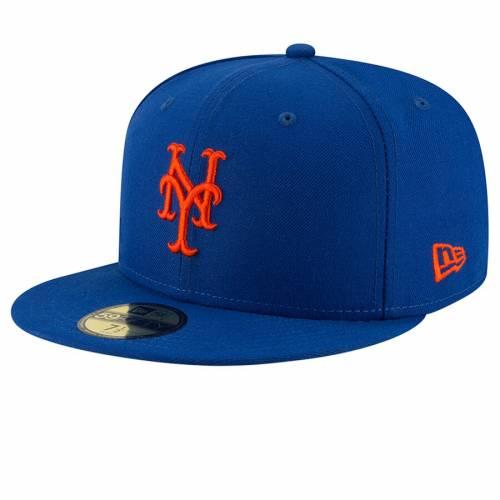 ニューエラ NEW ERA メッツ チーム バッグ キャップ 帽子 メンズキャップ メンズ 【 New York Mets Team Superb 59fifty Fitted Hat - Royal 】 Royal