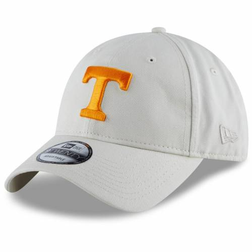 ニューエラ NEW ERA テネシー コア クラシック クリーム バッグ キャップ 帽子 メンズキャップ メンズ 【 Tennessee Volunteers Core Classic 9twenty Adjustable Hat - Cream 】 Cream
