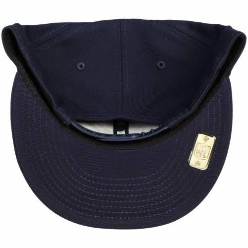 ニューエラ NEW ERA シカゴ ベアーズ メタル スナップバック バッグ 紺 ネイビー キャップ 帽子 メンズキャップ メンズ 【 Chicago Bears Metal Duel 9fifty Snapback Hat - Navy 】 Navy