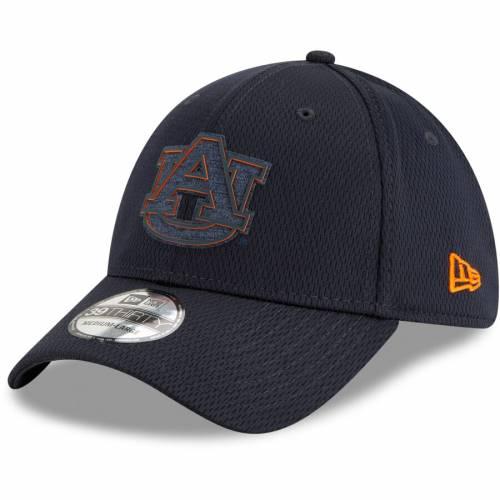 ニューエラ NEW ERA タイガース 紺 ネイビー バッグ キャップ 帽子 メンズキャップ メンズ 【 Auburn Tigers Mold 39thirty Flex Hat - Navy 】 Navy