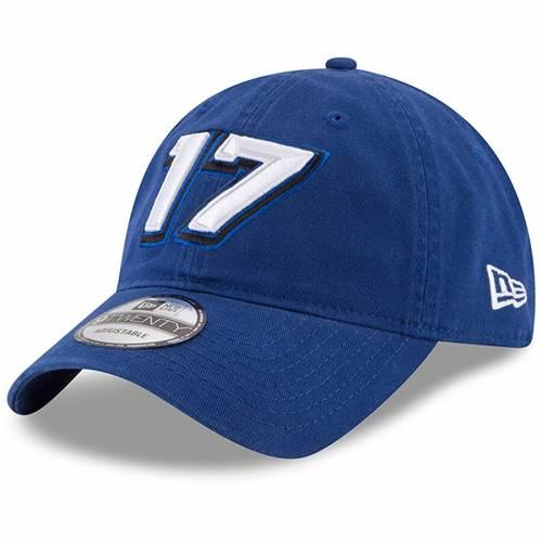 ニューエラ NEW ERA Jr. バッグ キャップ 帽子 メンズキャップ メンズ 【 Ricky Stenhouse Jr. Enzyme Washed 9twenty Adjustable Hat - Royal 】 Royal