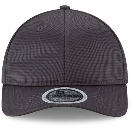 ニューエラ NEW ERA フィラデルフィア セブンティシクサーズ トレーニング バッグ キャップ 帽子 メンズキャップ メンズ 【 Philadelphia 76ers Authentics Training 9twenty Adjustable Hat - Graphite 】 Graphi