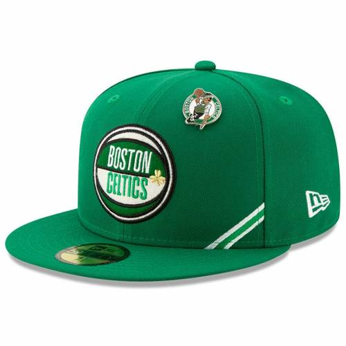 ニューエラ NEW ERA ボストン セルティックス 緑 グリーン バッグ キャップ 帽子 メンズキャップ メンズ 【 Boston Celtics 2019 Nba Draft 59fifty Fitted Hat - Kelly Green 】 Kelly Green