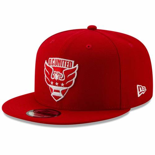 ニューエラ NEW ERA フレッシュ スナップバック バッグ 赤 レッド D.c. キャップ 帽子 メンズキャップ メンズ 【 D.c. United Fresh Hook 9fifty Snapback Adjustable Hat - Red 】 Red