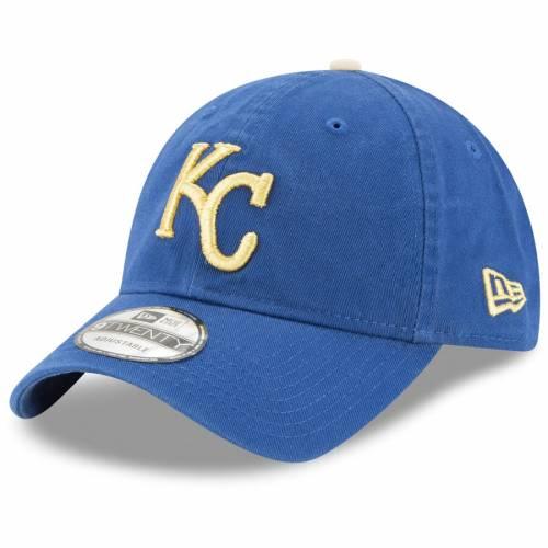ニューエラ NEW ERA カンザス シティ ロイヤルズ コア クラシック バッグ キャップ 帽子 メンズキャップ メンズ 【 Kansas City Royals Alternate Replica Core Classic 9twenty Adjustable Hat - Royal 】 Royal