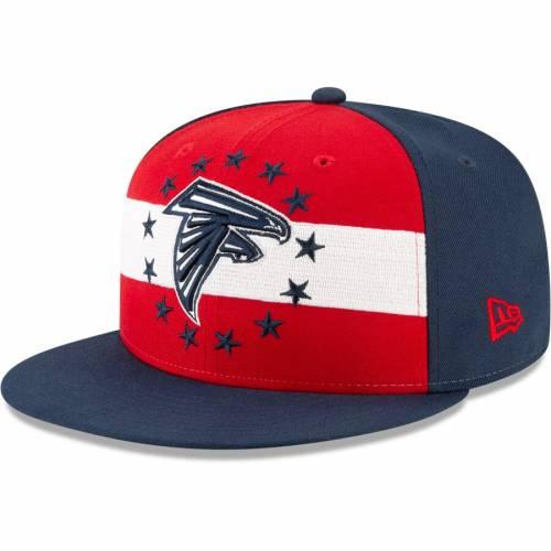ニューエラ NEW ERA アトランタ ファルコンズ 赤 レッド バッグ キャップ 帽子 メンズキャップ メンズ 【 Atlanta Falcons 2019 Nfl Draft Spotlight 59fifty Fitted Hat - Red 】 Red