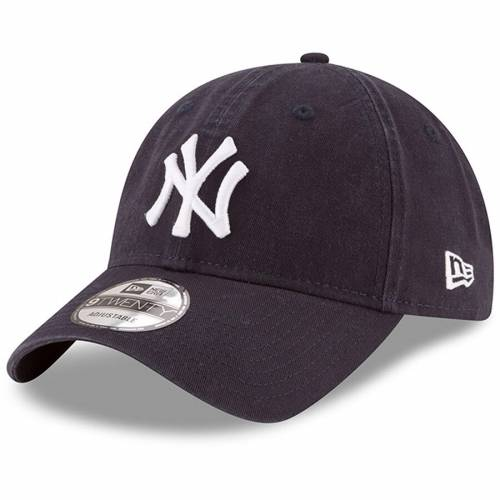 ニューエラ NEW ERA ヤンキース ゲーム コア クラシック 紺 ネイビー バッグ キャップ 帽子 メンズキャップ メンズ 【 New York Yankees Game Replica Core Classic 9twenty Adjustable Hat - Navy 】 Navy