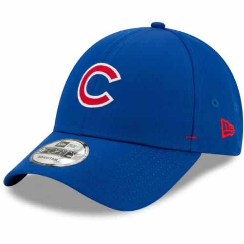 ニューエラ NEW ERA シカゴ カブス バッグ キャップ 帽子 メンズキャップ メンズ 【 Chicago Cubs Dash Featherweight 9forty Adjustable Hat - Royal 】 Royal