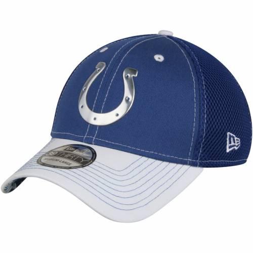 ニューエラ NEW ERA インディアナポリス コルツ ネオ バッグ キャップ 帽子 メンズキャップ メンズ 【 Indianapolis Colts Nfl Kickoff Neo 39thirty Flex Hat - Royal 】 Royal