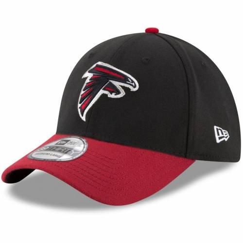 ニューエラ NEW ERA アトランタ ファルコンズ チーム クラシック バッグ キャップ 帽子 メンズキャップ メンズ 【 Atlanta Falcons Team Classic Two-tone 39thirty Flex Hat - Black/red 】 Black/red