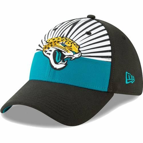ニューエラ NEW ERA ジャクソンビル ジャガース バッグ キャップ 帽子 メンズキャップ メンズ 【 Jacksonville Jaguars 2019 Nfl Draft On-stage Official 39thirty Flex Hat - Teal 】 Teal