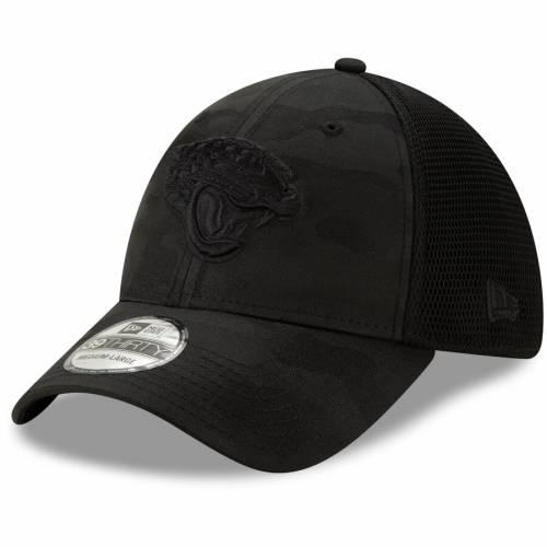ニューエラ NEW ERA ジャクソンビル ジャガース ネオ 黒 ブラック バッグ キャップ 帽子 メンズキャップ メンズ 【 Jacksonville Jaguars Camo Front Neo 39thirty Flex Hat - Black 】 Black