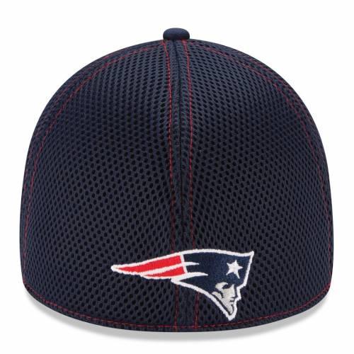 ニューエラ NEW ERA ペイトリオッツ ネオ 紺 ネイビー バッグ キャップ 帽子 メンズキャップ メンズ 【 New England Patriots Neo 39thirty Flex Hat - Navy 】 Navy