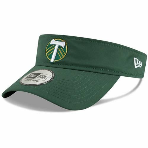 ニューエラ NEW ERA ポートランド 緑 グリーン バッグ キャップ 帽子 メンズキャップ メンズ 【 Portland Timbers Pitch Visor - Green 】 Green