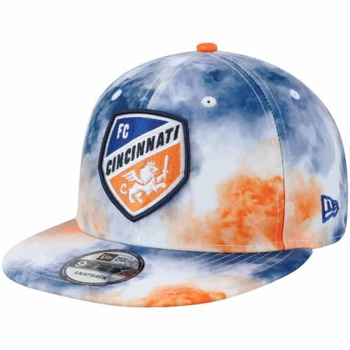 ニューエラ NEW ERA シンシナティ スナップバック バッグ キャップ 帽子 メンズキャップ メンズ 【 Fc Cincinnati Color Disturbance 9fifty Snapback Adjustable Hat 】 Color