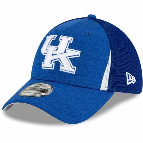 ニューエラ NEW ERA ケンタッキー ネオ バッグ キャップ 帽子 メンズキャップ メンズ 【 Kentucky Wildcats Slice Neo 39thirty Flex Hat - Royal 】 Royal