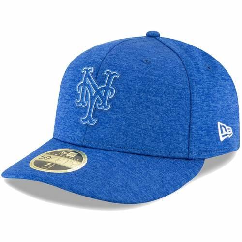 ニューエラ NEW ERA メッツ コレクション バッグ キャップ 帽子 メンズキャップ メンズ 【 New York Mets 2018 Clubhouse Collection Low Profile 59fifty Fitted Hat - Royal 】 Royal