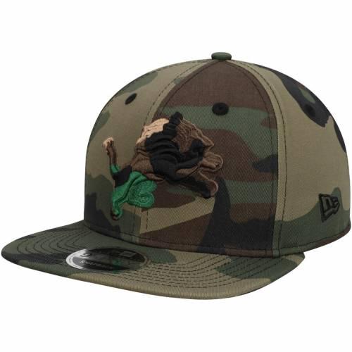 ニューエラ NEW ERA デトロイト ライオンズ ウッドランド バッグ キャップ 帽子 メンズキャップ メンズ 【 Detroit Lions Tonal Woodland Camo Capped 9fifty Adjustable Hat 】 Color