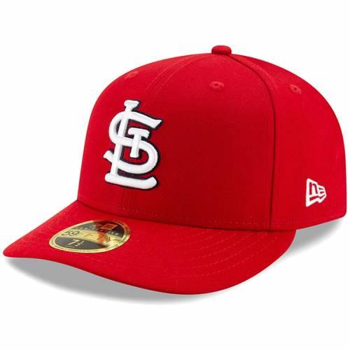 ニューエラ NEW ERA カーディナルス オーセンティック コレクション St. バッグ キャップ 帽子 メンズキャップ メンズ 【 St. Louis Cardinals Alternate 2 Authentic Collection On-field Low Profile 59fifty Fitted