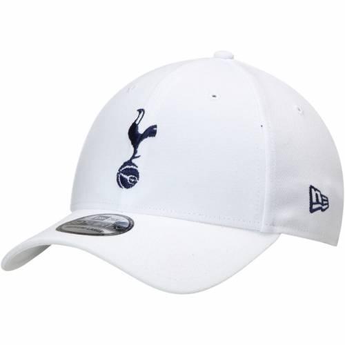 ニューエラ NEW ERA クラブ 紺 ネイビー バッグ キャップ 帽子 メンズキャップ メンズ 【 Tottenham Hotspur International Club 39thirty Flex Hat - Navy 】 White