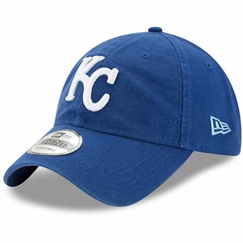 ニューエラ NEW ERA カンザス シティ ロイヤルズ コア クラシック バッグ キャップ 帽子 メンズキャップ メンズ 【 Kansas City Royals Core Classic 9twenty Adjustable Hat - Royal 】 Royal